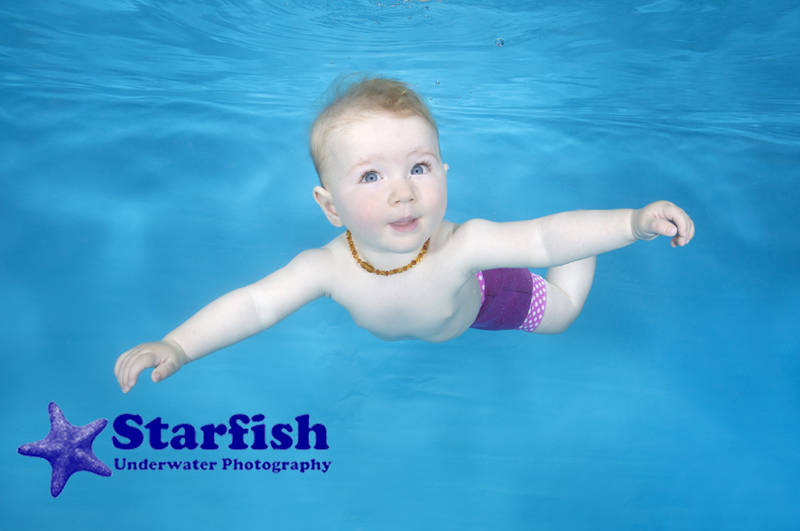 Parent and Baby Swimming Lessons
